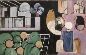 Henri Matisse, The Moroccans, 1915-16, oil on canvas, 181.3 x 279.4 cm, Museum of Modern Art[28]