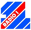 BBC Radio 1 logo from 1976 to 1988.