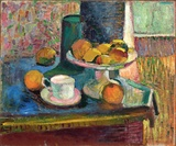 Still Life with Compote, Apples and Oranges, 1899, The Cone Collection, Baltimore Museum of Art