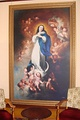 'Immaculate Conception' by Sister Mary Osithe Labossière of the Academy.