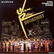 Jerome Robbins' Broadway 1989 OBC Recording.jpg