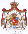 The arms of the Duchy of Brunswick before 1834