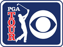 PGA Tour on CBS logo used from 2000 to 2006.