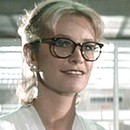 Caroline Bliss in The Living Daylights