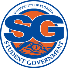 Seal for the UF Student Government
