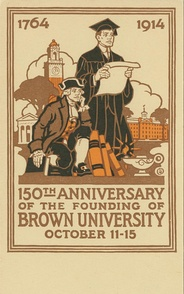 The sesquicentennial poster