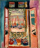 Open Window, Collioure, 1905, National Gallery of Art, Washington, D.C.