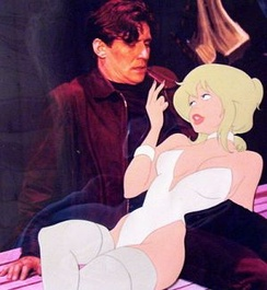 Jack and Holli. Reviews were critical of the compositing of animation and live-action.