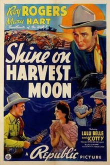 Shine On, Harvest Moon 1938 Poster.jpg