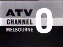 A 1964-65 ident shown on the station.