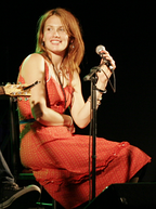 Clare Bowditch won in 2006 for What Was Left (2005).