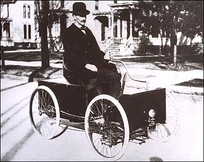 Henry Ford and the Quadricycle