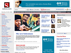 Front-page design in 2006