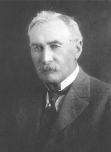Photograph of William Mulholland in 1924