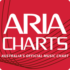 The ARIA Charts logo, as introduced in November 2018