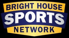 Logo as Bright House Sports Network, used from 2008 to 2016.