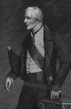 The Duke of Wellington, Tory Prime Minister (1828–30) strongly opposed reform measures.[38]