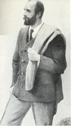 John Haden Badley, founder of the school