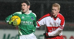 Derry vs. Fermanagh in the 2008 competition