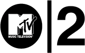 MTV2's logo used from 1999 to 2001.