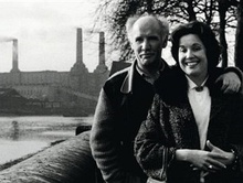 Bill & Erna Naughton, photographed by Colin O'Brien, 1962