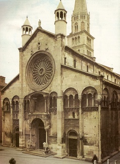 Façade of the Cathedral