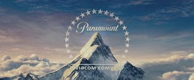 For its 90th anniversary, Paramount adopted the logo shown here. In 2012, it was used in tandem with the current one. This picture shows the 2010 modification of the logo, which includes Viacom's new byline introduced in 2006. The first movie to use the new Viacom byline was Iron Man 2.