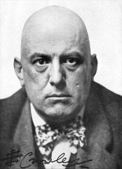 Many concepts of modern magic are heavily influenced by the ideas of Aleister Crowley.