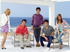 Cast of Jonas
