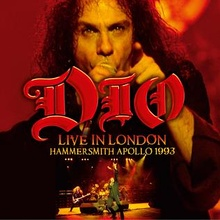 Live in London, Hammersmith Apollo 1993.jpg