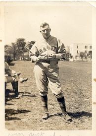 Bill McKechnie played for Indianapolis in 1914.