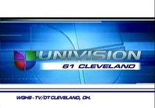 Former WQHS-TV station identification, circa 2006.