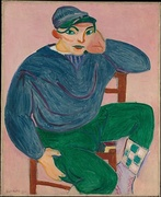 Henri Matisse, The Young Sailor II, 1906