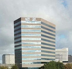 KTXA's (as well as those of co-owned KTVT) Dallas bureau and offices are in this building, CBS Tower, in north Dallas.