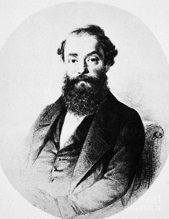Francesco Maria Piave, librettist of the opera