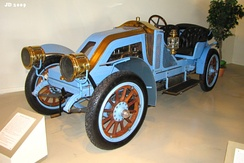 1907 Renault-built Replica of their French Grand Prix winner, one of 4 known to exist