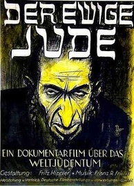 Poster for The Eternal Jew directed by Fritz Hippler