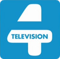 Television 4 logo, used from September to December 2011