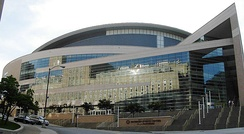 Petersen Events Center, home of Pittsburgh Panthers basketball