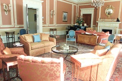 Large Drawing Room in the Monck Wing
