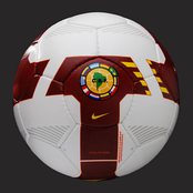 The Total 90 Omni CSF by Nike, the official match ball of the Copa Libertadores