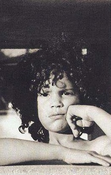 Slash as a child