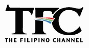 The old logo of The Filipino Channel (2000s-2011).