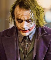 Ledger's performance as The Joker in the film earned him the Academy Award for Best Supporting Actor, making him the first actor to win an Oscar for a comic-book movie.