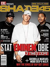 Issue cover of XXL Presents Shade 45