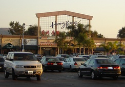 Hong Kong Plaza in Rowland Heights, California
