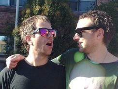 Australian electronic music duo The Presets