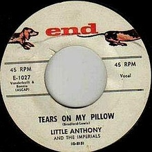 Little Anthony And The Imperials - Tears on My Pillow.jpg