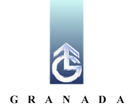 A Granada TV ident with the pointed G symbol from 1992