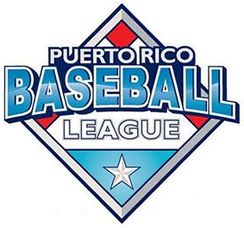 "The logo of the ""Puerto Rico Baseball League"", used from 2008 to 2011"